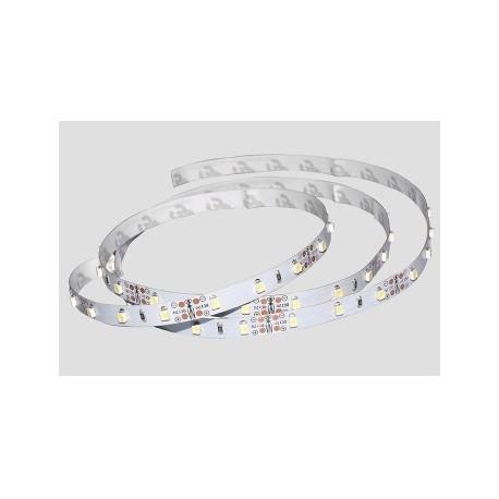 Bandeau de Led SMD3528 24V Blanc froid 60 Led/métres 4,8 Watt/métres Longueur:5m