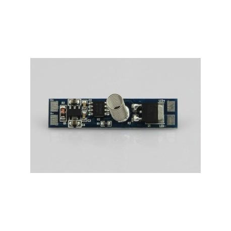 TD002 interrupteur tactile on / off + quatre étapes de gradation TD00224V IP20