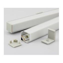 Profil aluminium B1616 IP20 10mm