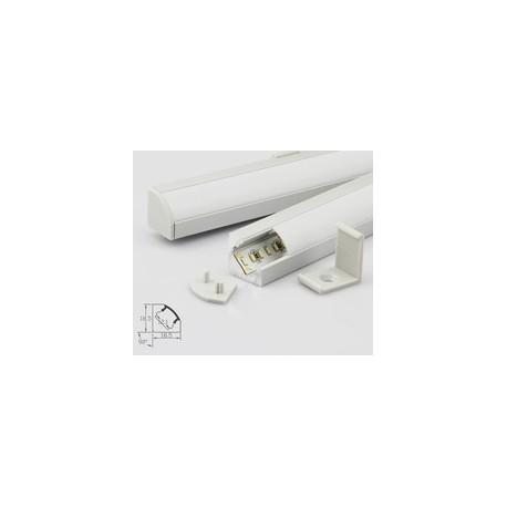 Profil aluminium B1919 IP20 10mm