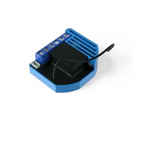 "Qubino ""Flush 1D relay"" ZMNHND1 - Micromodule 1 relais ""contact sec"" Z‑Wave Plus"