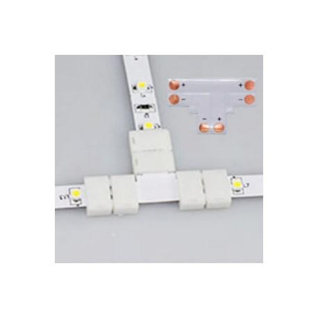 Interface de connection en T de bandeau de Led SUR-PCB-8S-T 24V IP20